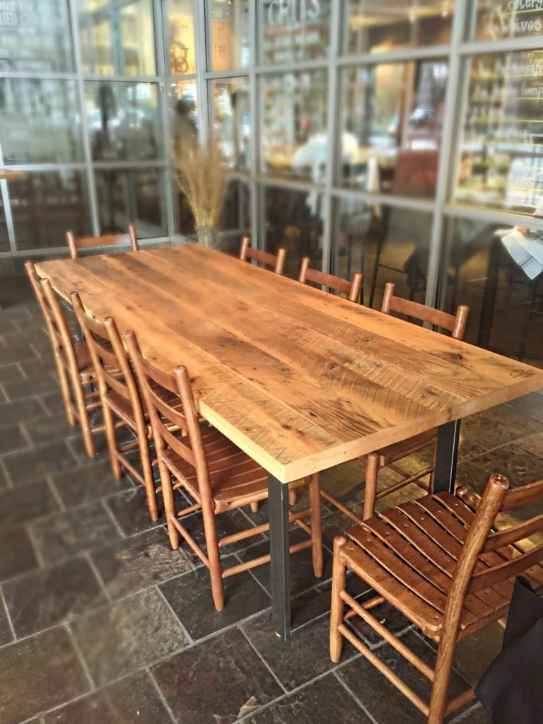 King's Kitchen - Dixie Seating Company Chairs