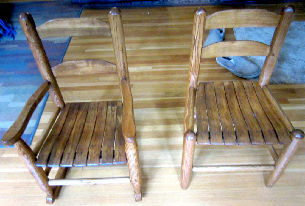 Dixie Seating Company Chairs from 1950s