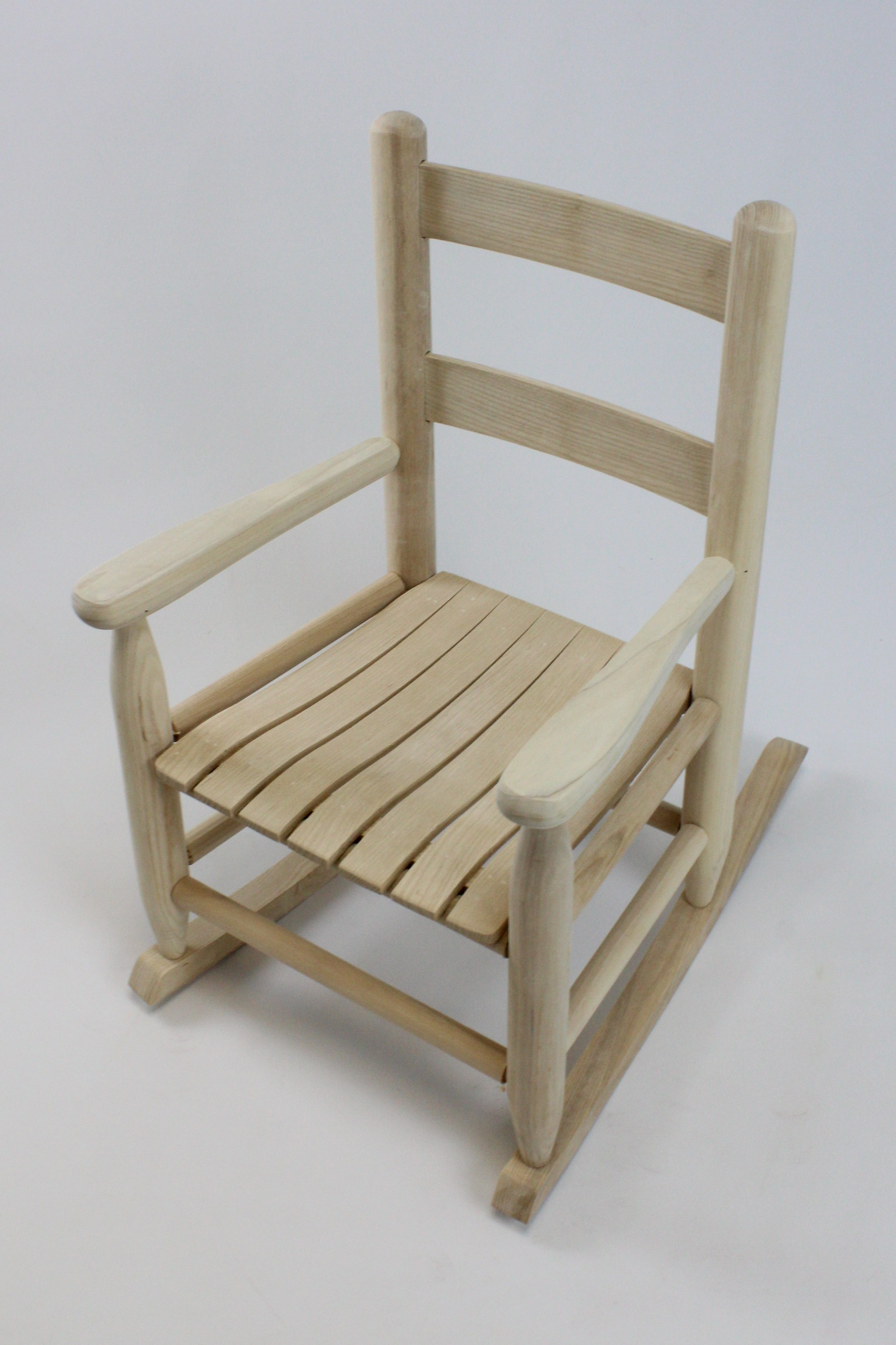 Picture of: Asheville Wood Childs Rocking Chair No 25s Dixie Seating
