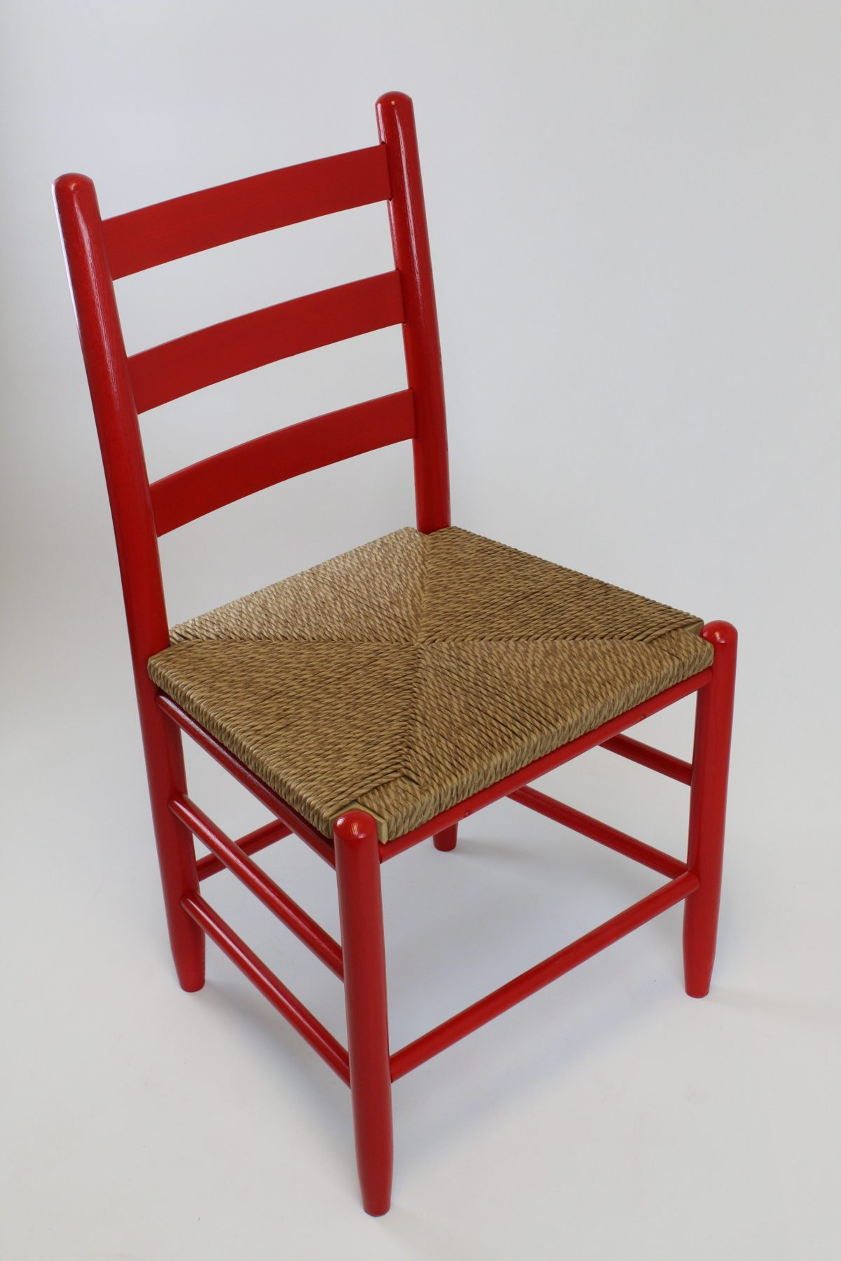 American Made Twisted Paper Seat - an alternative to the Grass Rush Seat. | www.dixieseating.com